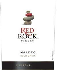 Red Rock Malbec Reserve 750ml